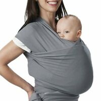 Lictin Baby Wrap Carrier Adjustable Breastfeeding Cover Cotton Baby Carrier