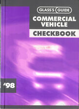 Glass's Guide Commercial Vehicle Check Book 1998 Confidential Specifications
