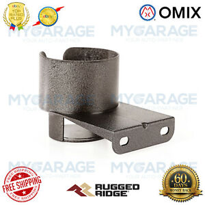 Omix-ADA For 76-95 Jeep CJ / Wrangler YJ Cup Holder Windshield Mounted 13306.01