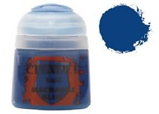GAMES WORKSHOP CITADEL COLORE ACRILICO 12ml 21-08 BASE MACRAGGE BLUE