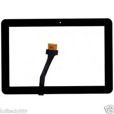 Samsung Galaxy Note 10.1 GT N8000 Part ZVLT471 Touch Digitizer Glass Lens Black
