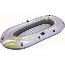 Bestway canotto raft 1 posto lago fiume mare piscina 145 x 87 cm 61050 rosso
