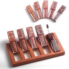 chair marron chocolat liquide effet durable Rouge à lèvres mat Gloss beauté BA99