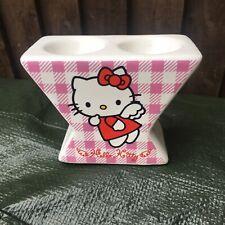 SANRIO Hello Kitty Dual Portauovo