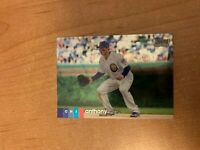 2020 Topps Stadium Club - Anthony Rizzo - #14 Chrome Parallel CUBS