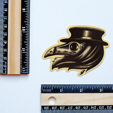 """#2849 THE BIRDS Old School Vintage Tattoo Style Drawing Art 3X2"""" Decal sticker"""
