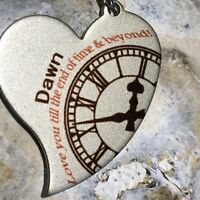 Personalise Romantic Gifts for him her Love Men Anniversary girlfriend Husband