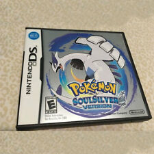 Pokemon Soul Silver Card SoulSilver For Nintendo DS Console (Game Card Only)