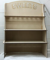 M060CANDY STAND DISPLAY UNIT3TIER sweet birthday wedding party table shelf decor