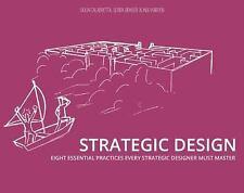 STRATEGIC DESIGN - CALABRETTA, GIULIA/ GEMSER, GERDA/ KARPEN, INGO - NEW PAPERBA