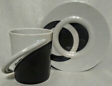 Rosenthal Studio Line Cupola #12 Marcello Morandini Espresso Cup And Saucer Set