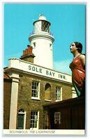 Postcard Southwold Suffolk The Lighthouse