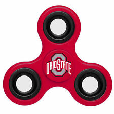 Ohio State Buckeyes 3-Way Fidget Spinner - NCAA IN STOCK FREE SHIPPING