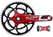 FSA pedaliera in carbonio Team Issue PINARELLO CON TA Zephyr MOST INGRANAGGI 10s NUOVO