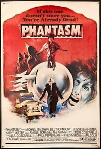 16mm PHANTASM (1978).  Uncut theatrical  original AVCO Embassy release