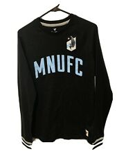 MNUFC Soccer Long-sleeve Shirt Sz M