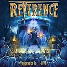 Reverence - Vengeance Is... Live [New CD]