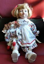 Puppe 2 - Sammlerpuppe
