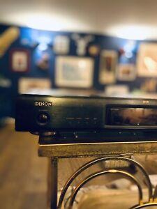 Denon AM-FM Stereo / DAB Tuner TU-1800DAB in Black Exc Condition