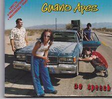 Guano Apes-No Speech cd maxi single digipack