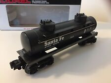 Lionel Trains 6-16104 1989 Santa Fe ATSF 2-Dome Tank Car