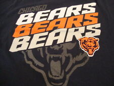 NFL Chicago Bears National Football League Fan 2014 Season Schedule T Shirt M