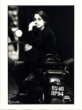 Photo Baryté Jean François Jonvelle Original 18 x 24 cm Vers 1980