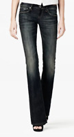 G-Star Raw 3301 Bootleg Jeans Ladies Heavy Size UK W32 L32 *REF62-33