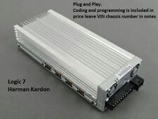 BMW E60 E63 E64 E90 E91 E92 E93 E82 E88 E87 E81 Logic7 Harman Kardon amplifier