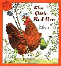 The Little Red Hen (Paul Galdone Classics) by Paul Galdone, (Paperback), HMH Boo