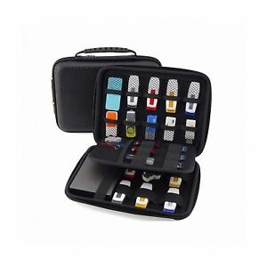 [USB Flash Drive Case / Hard Drive Case] - GUANHE Universial Portable Waterpr...