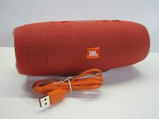 JBL Charge 3 Portable Bluetooth Speaker (Red)(Excellent Condition)