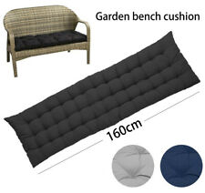More details for garden pation swing bench cushion 2-3 seater indoor & outdoor furniture seat pad