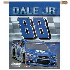 "Dale Earnhardt Jr Vertical Flag 27"" x 37"" Wincraft Nationwide Insurance"