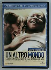 Un altro mondo DVD Silvio Muccino Versione Noleggio Film Cinema Video Movie