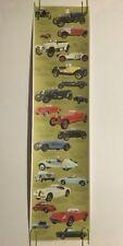 Sports Cars Vintage Poster Original 1923 - 1966 Transportation Pin-up Automobile