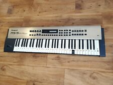 Roland RS-5 Synthesizer 64 Voice 61 Keys MIDI For Parts or Repair