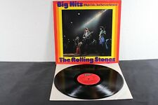 Rolling STONES: Big Hits LP DECCA Teldec S * R INT. 62502 Club pressing GERMANY