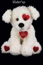 Bearington Bear Doll Dog Puppy Heart Valentine  SMOOCHIE POOCHIE #190081