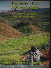 THE HEYSEN TRAIL A WALKER'S GUIDE PARACHILNA TO CRYSTAL BROOK TERRY LAVENDER V 3