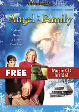 Angel in the Family with Bonus MP3 (DVD, 2012) Usually ships within 12 hours!!!