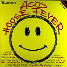 Acid House Fever-same - 2 LPS-washed-cleaned-l3154