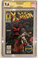 Uncanny X-Men #265 CGC 9.6 SS Chris Claremont 1990