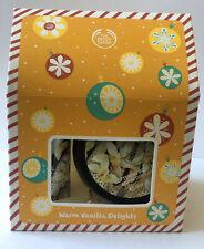 The Body Shop Gift Bag Body Butter Shower Gel Gift Set Warm Vanilla Delights Bag