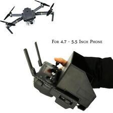 Para DJI Control Remoto RC Drone Mavic Pro Sombrilla Sol Capucha (para 4.7-5.5 Pulgadas)