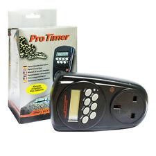 Lucky Reptile PRO Digital Timer Vivarium Lighting Heating Timer Mister