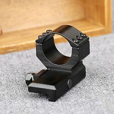 Scope Flashlight Torch 30mm Vertical Mount Ring with 20mm Weaver Picatinny Rail