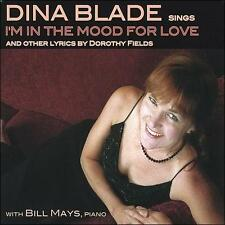 I'm in the Mood for Love and Other Lyrics by Dorothy Fields * by Dina Blade