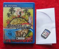 Danganronpa 2, Sony PSVita Spiel PlayStation Vita, Neu, deutsche Version