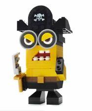 153pcs Set Mega Construx Kubros Despicable Me Pirate Minion Building Kit